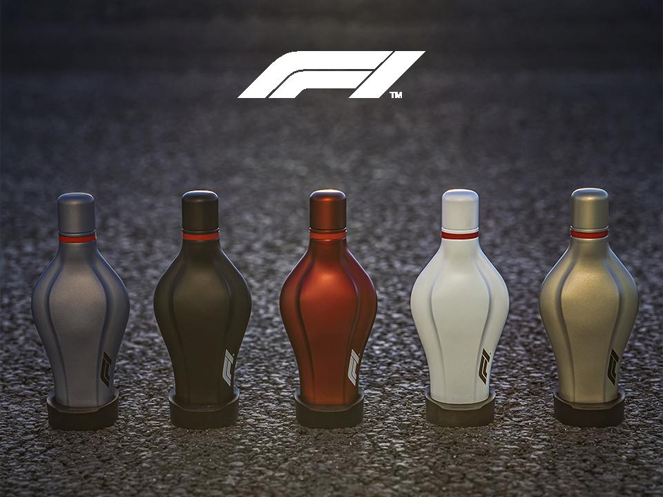 Fórmula 1 Fragancias